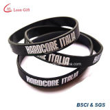 Promotionのための棒Code Design Silicone Bracelet