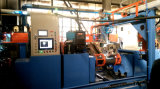 LPG 가스통 자동적인 완곡한 용접 기계