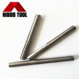 Couteaux droits d'alésoirs de partie lisse de carbure pour le trou Drilling