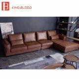 Grande stile americano moderno L insieme del sofà del salone di combinazione di colore del tessuto di tecnologia di figura