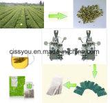 Pochette de feuilles Sachet Sachet de thé de remplissage de conditionnement automatique Machine d'emballage