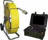 下水道の配管の管のための送風管の点検クリーニング装置