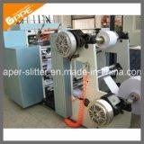 Nueva rebobinadora cortadora longitudinal de papel