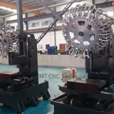Mitsubishi-systeem CNC High-Efficiency Boring en het Machinaal bewerken van Draaibank (MT50B-24T)