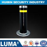 Poteau d'amarrage en hausse hydraulique automatique de sûreté anti-terroriste pour le contrôle d'accès de véhicule
