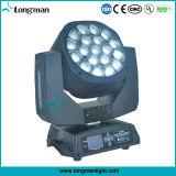 B-K10 de l'oeil éclairage de scène 15W 19pcs LED RGBW tête mobile