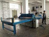 Máquina de estaca automática da tela do ziguezague de matéria têxtil