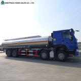 Camion del serbatoio dell'olio di trasporto 8X4 dell'olio di palma di Sinotruk HOWO