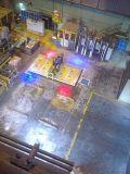 120 Вт 72W красный светодиодный индикатор линии крана освещение склада безопасность аварийного освещения