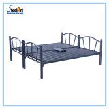 ホーム家具の二重デッカーの分離可能な金属のベッド