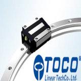 Guida lineare di Trhvn15 Toco per una macchina di prova