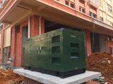 330kw 50Hzの無声発電機のCumminsのディーゼル機関の電気発電機