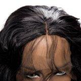 Волосы синтетики фронта шнурка короткой волны высокого качества естественные