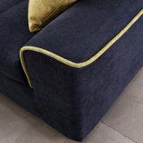 Meubles modernes Fb1146 de sofa de salle de séjour d'hôtel de maison de tissu de Brown