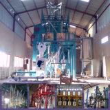 Rodillo de martillo de sémola de maíz molienda molino de molienda de harina de maíz que hace la máquina