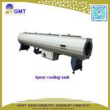 Tubo de plástico de drenagem UPVC PVC/Canal Extrusão de parafuso duplo