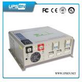 inversores solares de la apagado-Red de 110VAC/120VAC 5000W 6000W con teledirigido