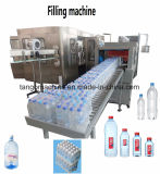 Garrafa de água do vaso automática de bebidas carbonatadas Sumo de garrafas de bebidas máquina de enchimento de líquido