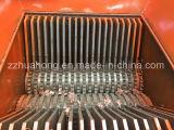 가득 차있는 자동적인 타이어는 기계, 고무 분쇄 플랜트, 사용한 폐기물 절단기를 재생한다