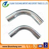 Cotovelo de aço galvanizado BS acessórios de tubagem4568