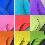 Tutto il colore volete il tessuto impermeabile del neoprene laminato nylon flessibile