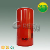 Filtro dell'olio delle parti di motore per l'automobile B495 Lf3620 P552100
