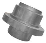 Aangepaste CNC die het Plastiek van het VacuümAfgietsel machinaal bewerken