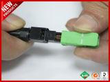 3.0mm FTTH die Faser optisches Sc fasten Verbinder