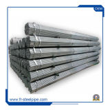 Round Pre Galvanised Plumbing氏の空セクション粉は電流を通された鋼管の価格前に電流を通された溶接された鋼管に塗った