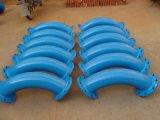 Desgaste - guarnición de cerámica resistente del tubo
