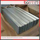 Гальванизированный стальной Corrugated материал толя
