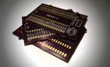 Surface d'or de circuit imprimé recto-verso