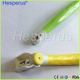 Commerce de gros trou de 2 trous/4DENTAL HANDPIECE Hesperus haute vitesse à usage unique