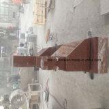 Indian Red Headstone para o cemitério de granito polido