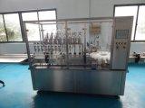 Botella de champú automática Máquina Tapadora de llenado de líquido