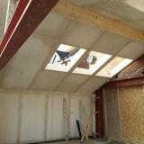 Melhor material da parede e do telhado do painel do tipo sanduíche