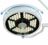 Shadowless LED lámpara de emergencia de funcionamiento con batería de respaldo (500E LED).