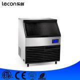 máquina de hielo inmediata comercial del fabricante de hielo del cubo 130kg/24h