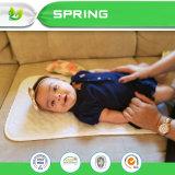 Doublure imperméable à l'eau de garniture de modification de 100% pour le bébé nouveau-né