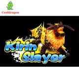 Máquina de juego de juego de rey Fish Hunter Arcade Fishing del dragón del vector de juego de los pescados del océano del asesino de Kirin