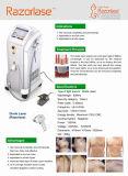 2017 máquina aprobada por la FDA de la belleza del retiro del pelo del laser del retiro del pelo del laser de 808 diodos