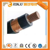 IEC 60228 1.8/3kv PVC Sheath Steel Types Armored Power Cable