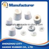 Garniture carrée faite sur commande de silicones d'usine directe
