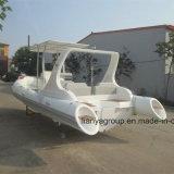 Liya 6.6Meter iate de luxo Barco Barco costela turístico aprovado pela CE