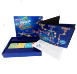Regalo de la Navidad de las tarjetas que juegan de los niños educativos de la historieta/de las tarjetas de juego de la memoria