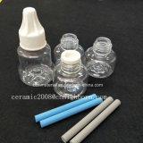 Mèche de moustique et bouteille en bois en céramique poreuses répulsives (45ML)