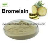 Venda por atacado orgânica natural da enzima da bromelina do extrato do abacaxi