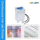 Imprimante à jet d'encre continue de Duel-Tête pour le sac de trochisque (EC-JET910)