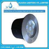IP68 LED 옥외 지하 정원 수중 빛
