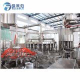 Automatische het Vullen van de Drank van de Thee van de Fles Hete het Afdekken Machine
